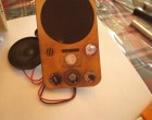 Warehouse 13 Mini Farnsworth Communicator