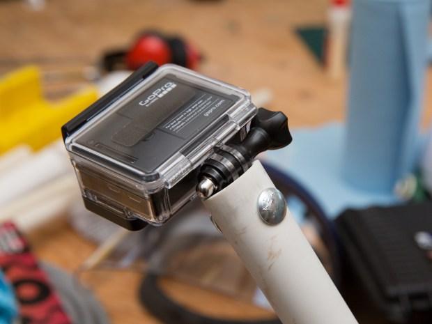 GoPro Swivel Camera Mount