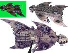 How to Design an Alien Spacecraft