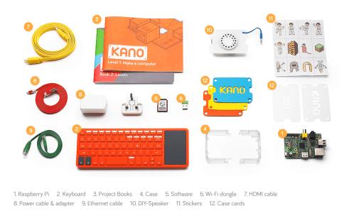 The Kano Kit