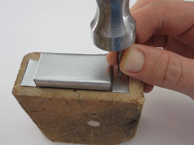 DIY Hacks & How To's: Magnetic Tool Hanger
