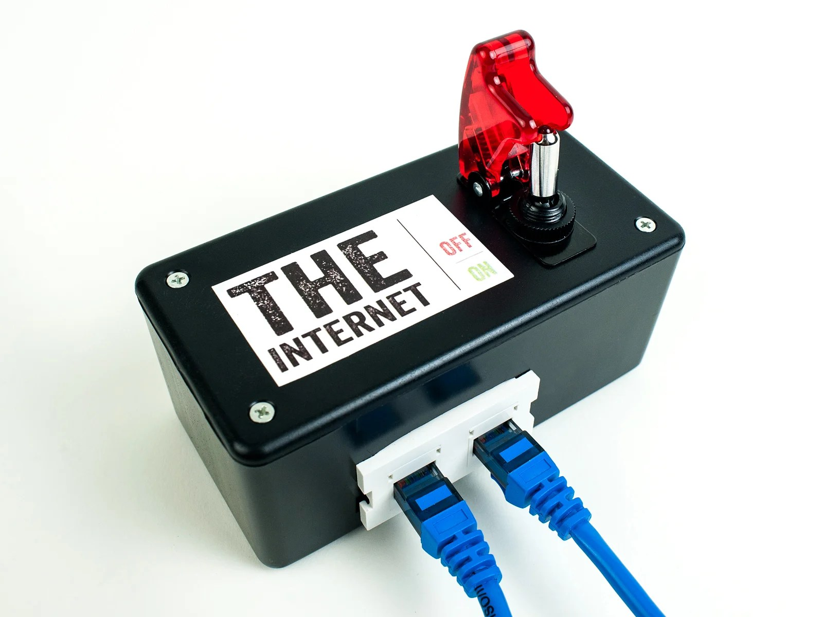 Build an Internet Kill Switch | Make: