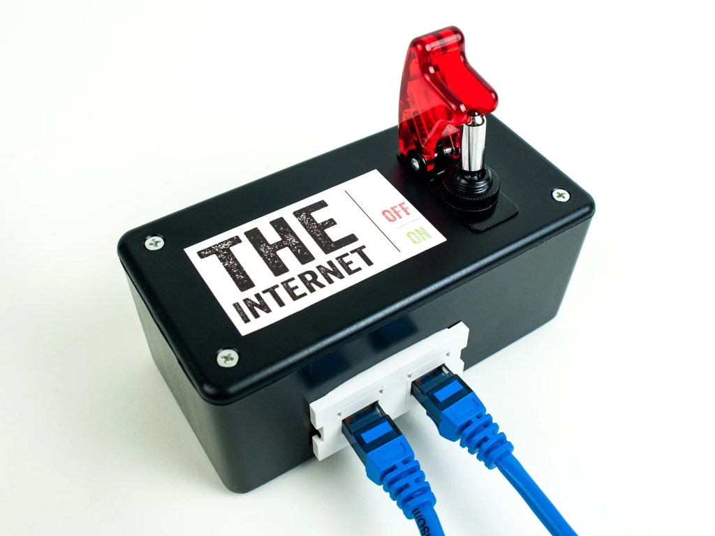 Build an Internet Kill Switch