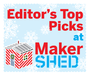 Editor's Top Picks in the MakerShed