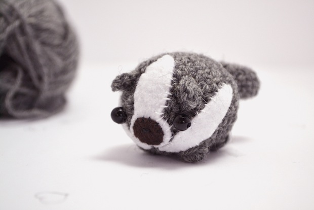 05_amigurumi_badger_flickr_roundup