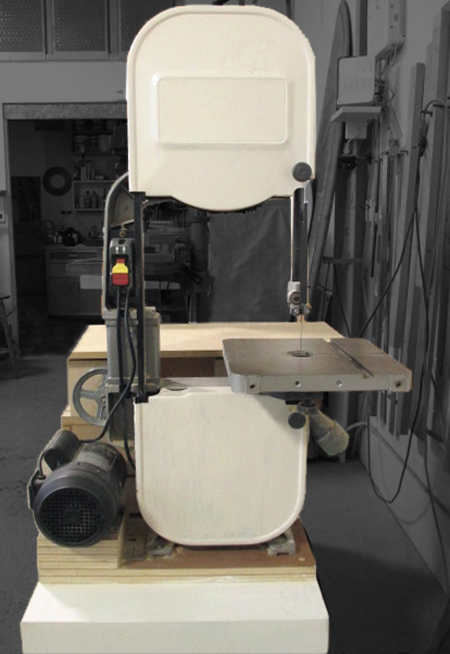 bandsaw speed reducer dark br 2