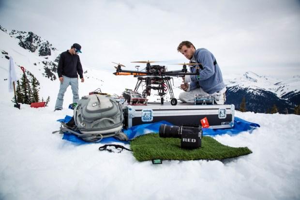 Drone Dudes Andrew H. Petersen & Jeffrey Blank
