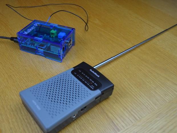 Raspberry Pirate Radio