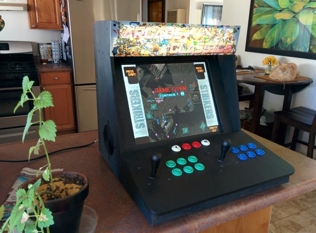 Make a Bartop Video Arcade from an Old PC | Make: