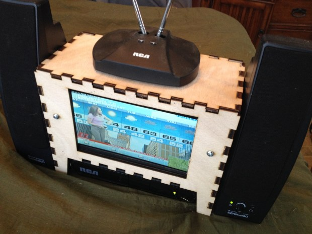 DIY TV & Media Center