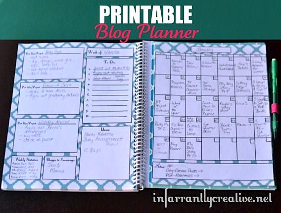 infarrantlycreative_blog_planner