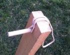 Jumbo Hand-Launcher for Folding Wing Glider