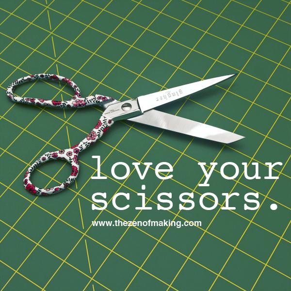 scissor care