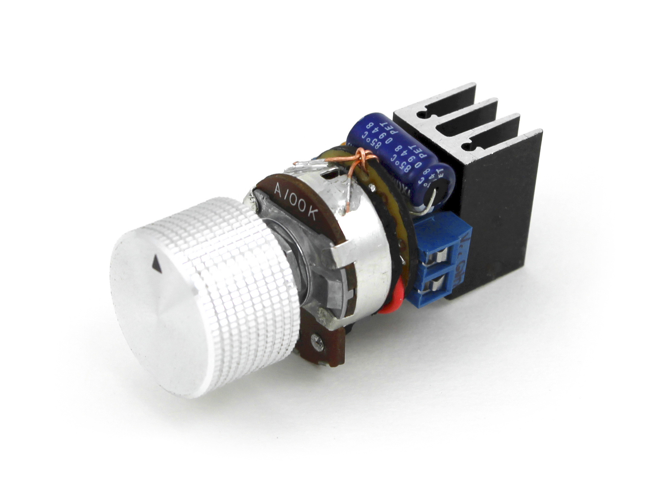 The Dial A Speed One Motor Controller To Rule Them All Make Control 12v Low Side Pwm
