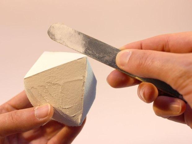 Skill Builder: Styrofoam Sculpting, Surfacing, and Sugru Skinning