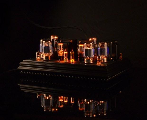 Zen Torii MKIV tube amplifier