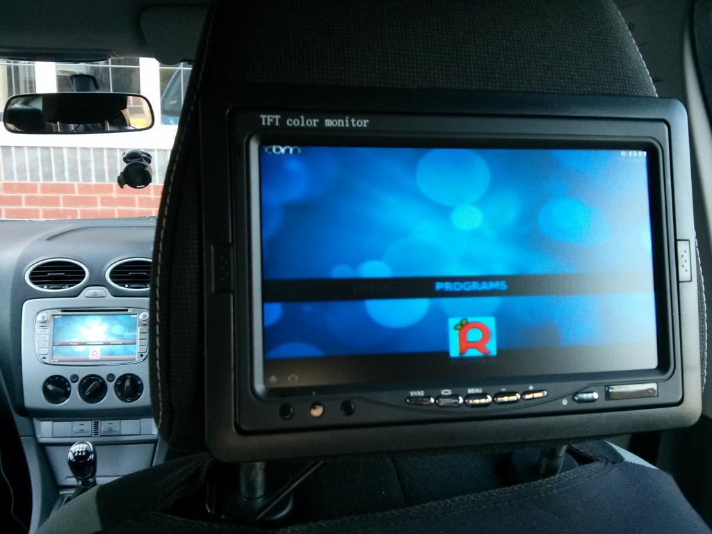 Diy Car Entertainment : Add a computer to your car with raspberry pi make
