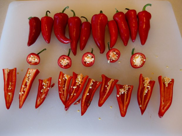 "DIY Sriracha ""Rooster"" Sauce"