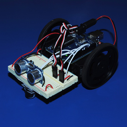 Building a Simple Arduino Robot