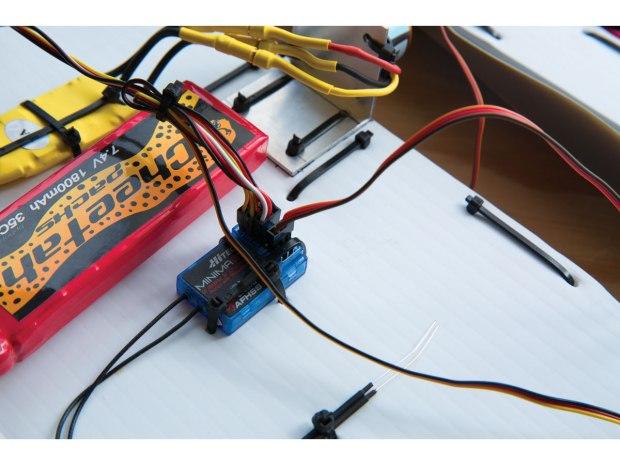 R/C Remote Drop Mechanism