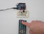 DIY Hacks & How To's: Remote Control with an Arduino