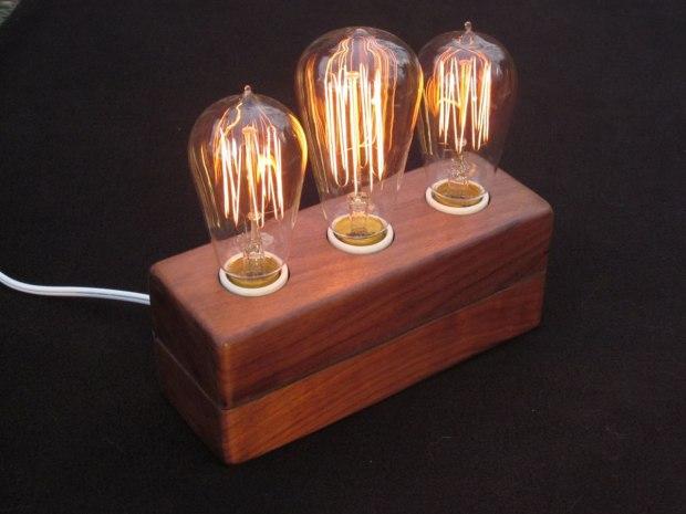 Vintage Bulb Lamp