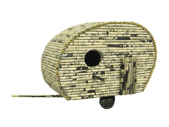 03_Rolled_Paper_Birdhouse_flickr_roundup