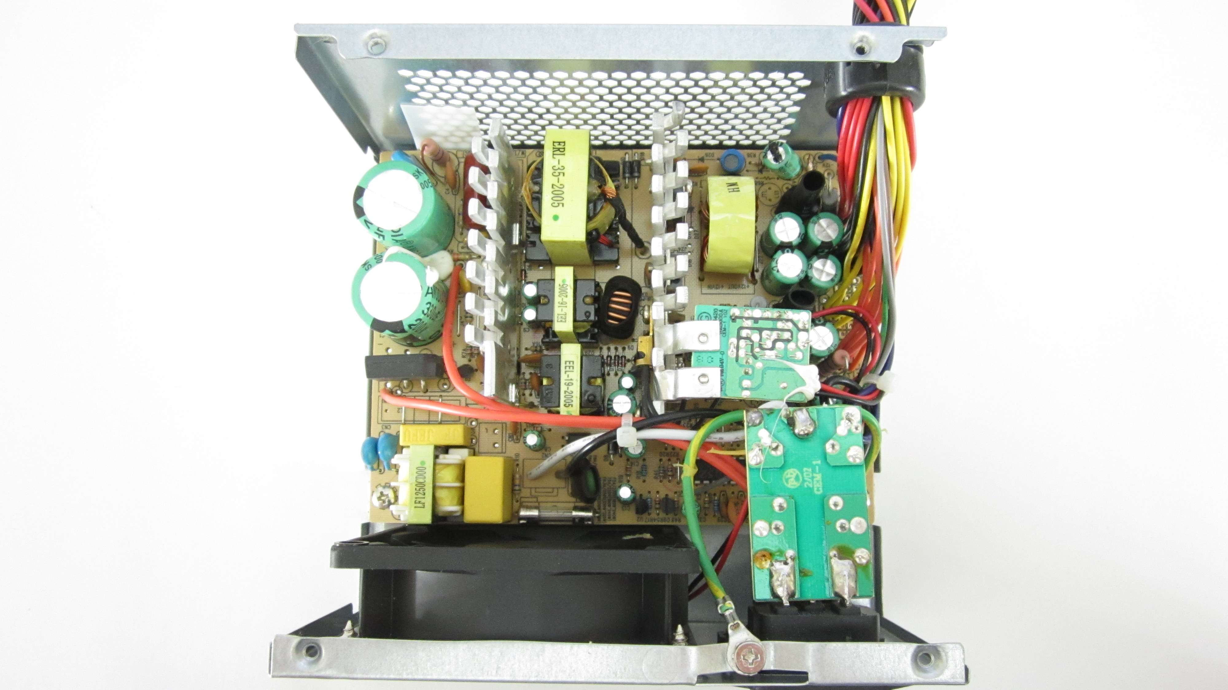 Super power supply with current and voltage adjustment
