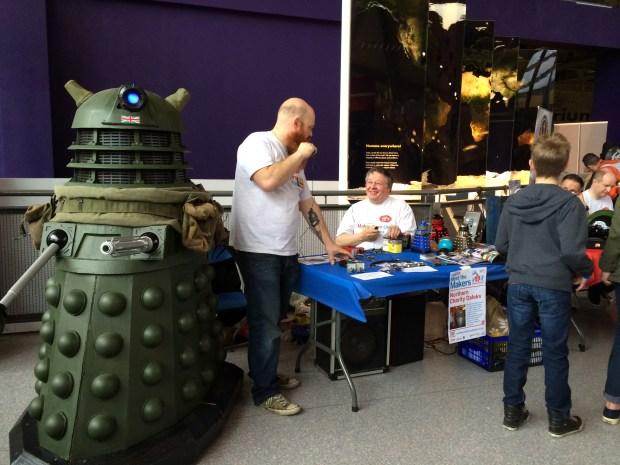 Northern Charity Daleks