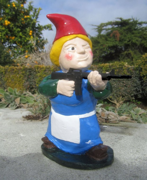 thorsson gnome female rifleman