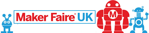 MakerFaire UK Banner