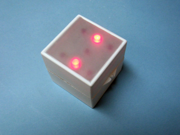 Super-Cheap Electronic Dice Challenge