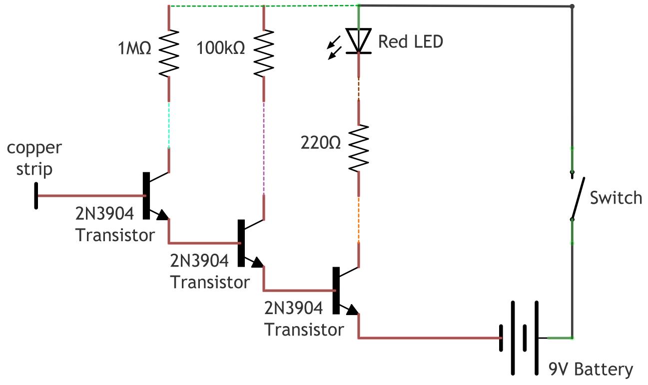 Wireless Power Schematic
