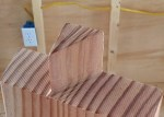 CNC-milled Tenon