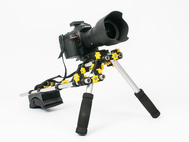 image regarding Printable Camera identify 14 Good and Enlightening 3D-Printable Digital camera Components Create: