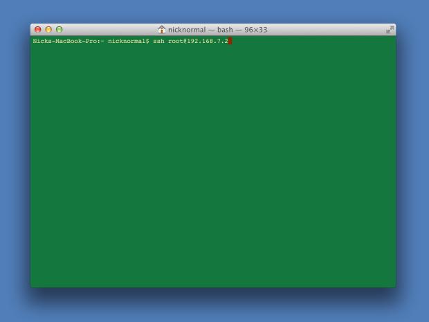 BeagleBone Black: Update to Debian (for OSX)