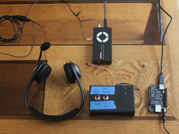 BeagleBone Audio Looper