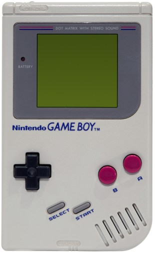 Original Nintendo Gameboy. Photo by William Warby CC BY 2.0.