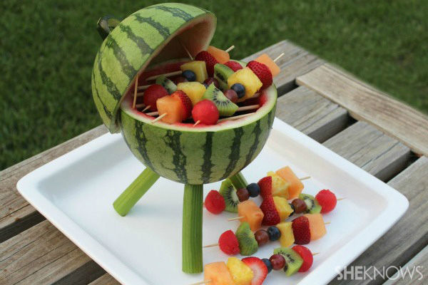 How-To: Watermelon BBQ