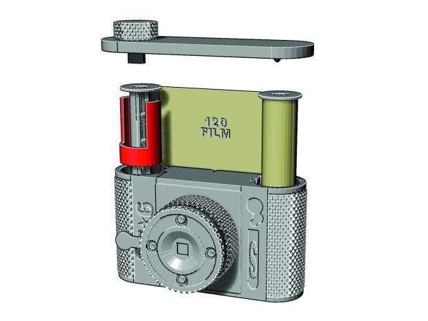 Maker Camp: 3D-Printed Pinhole Camera