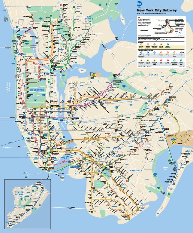 Subway Map Creator New York.Psa Getting To World Maker Faire Make