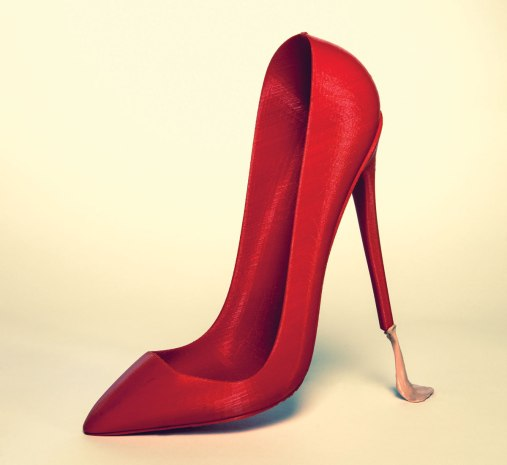 3D-printed-high-heel-shoe