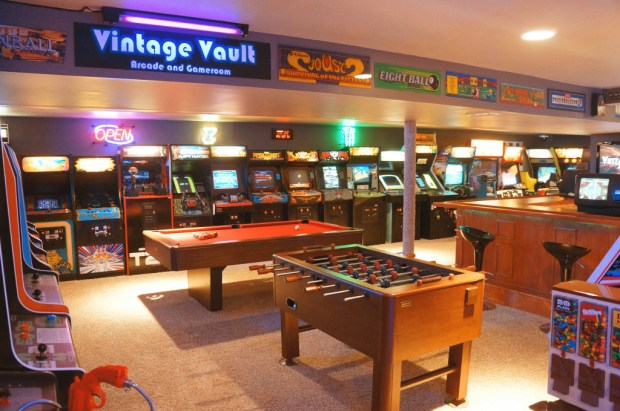 Arcades have transitioned from the mall to player's homes where gaming is thriving