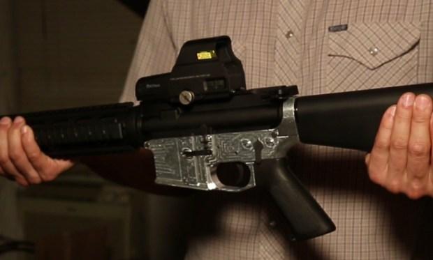 blurb-gun