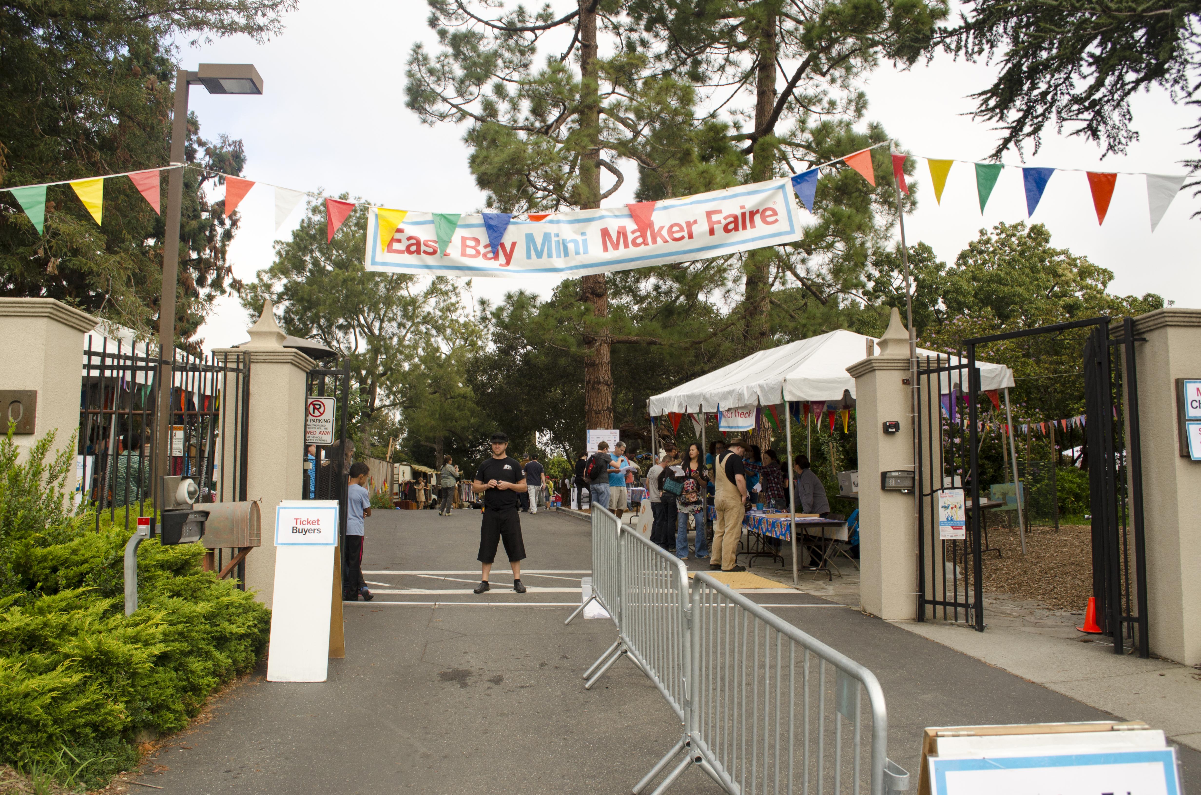 East Bay Mini >> East Bay Mini Maker Faire Make
