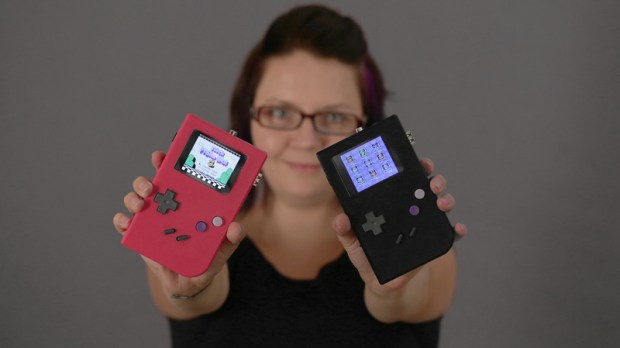 PiGRRL Raspberry Pi Game Boy replica with 3D printed case looks suspiciously like the real thing.