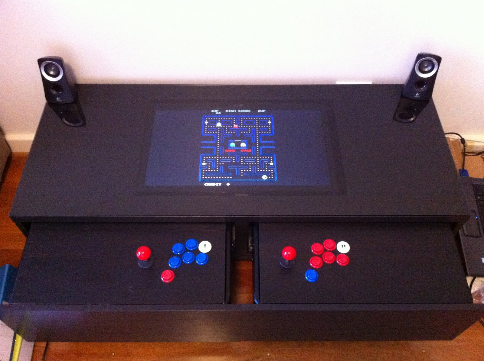 10 diy arcade projects that you 39 ll want to make make for 10 games in 1 table