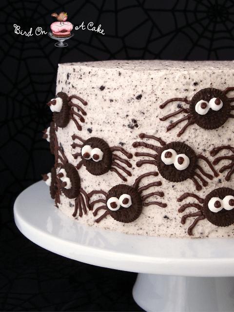 Oreo Spiders Cake 4 Final