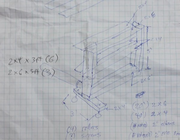 Jeremy Cook's detailed plans for building his PVC Pipe Instrument