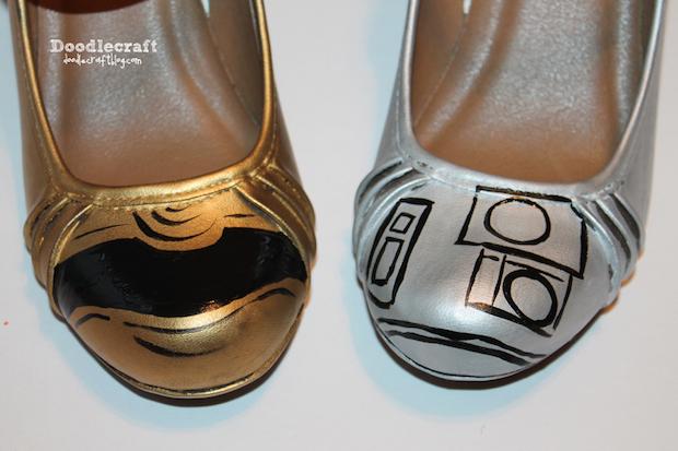 instructables_r2d2_c3po_painted_shoes_02